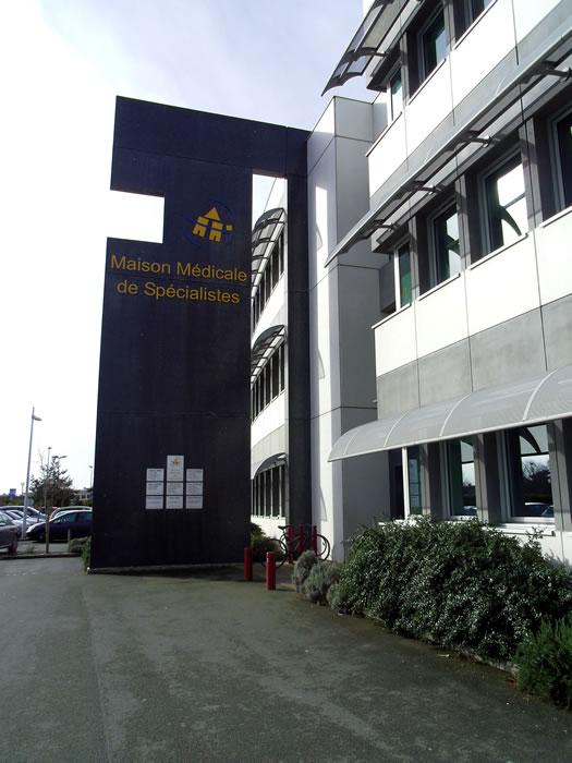 Maison des spécialistes