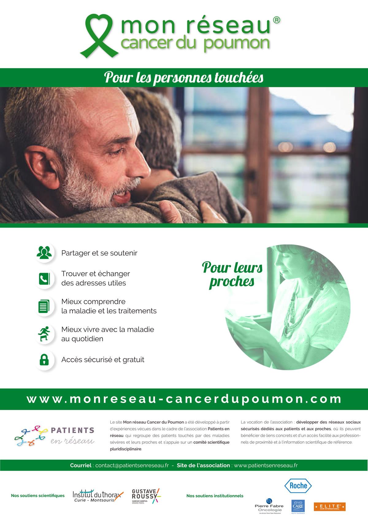 Réseau mon cancer du poumon