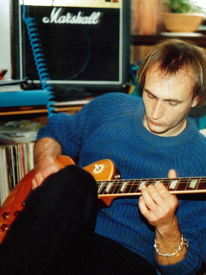Philippeau laurent - La guitare