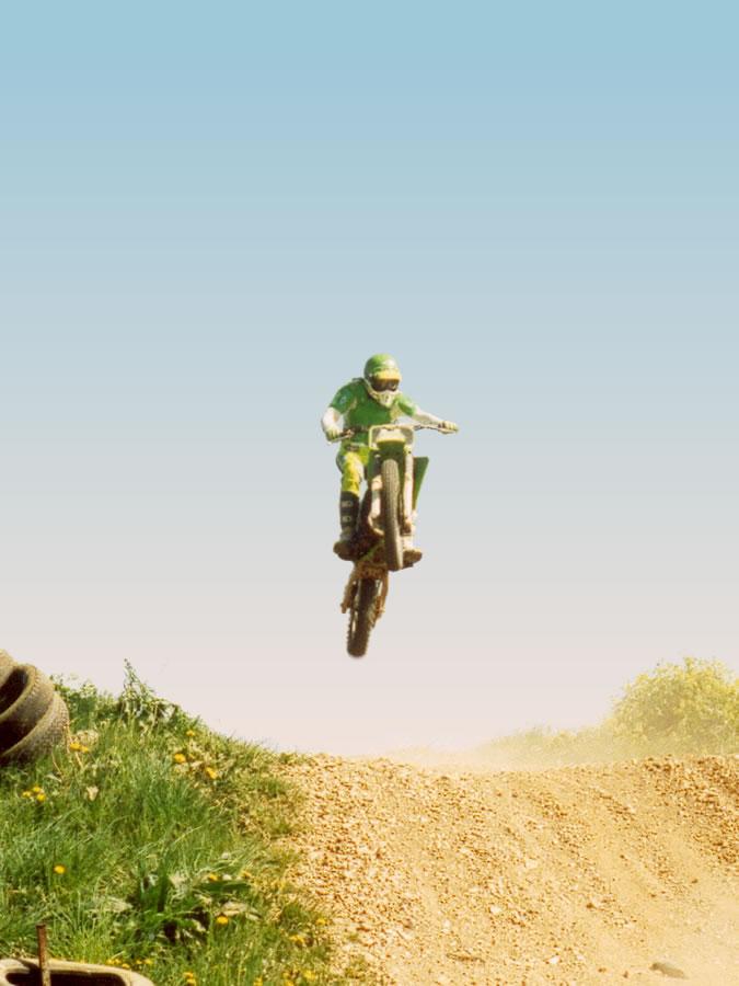 Philippeau laurent - Le motocross