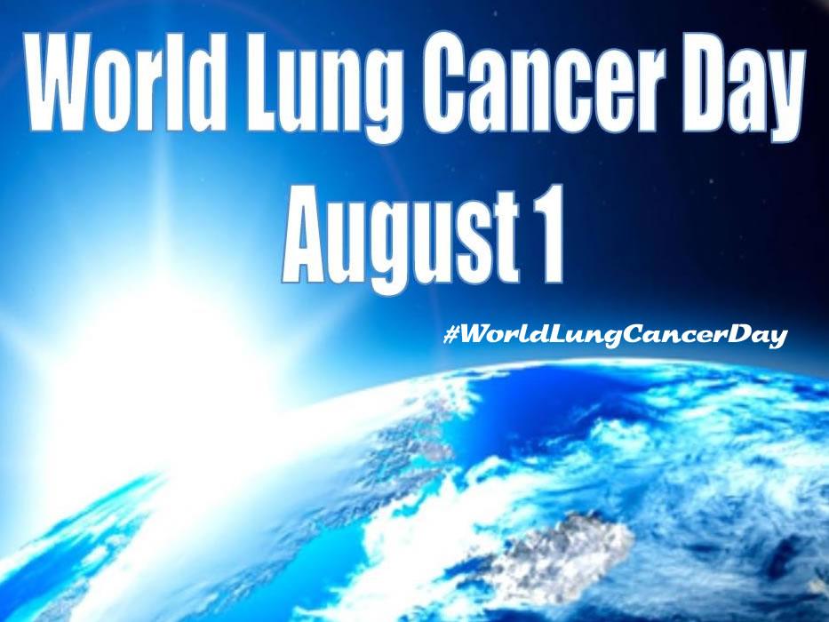 #WorldLungCancerDay
