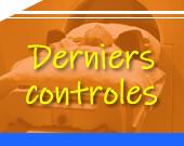 Derniers contrôles