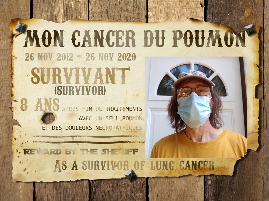 survivant 8 ans
